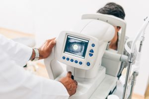 Can Alzheimer's Disease be Predicted at an Eye Exam?